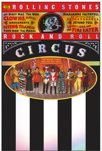 The Rolling Stones - The Rolling Stones Rock And Roll Circus [DVD 4K Edition]