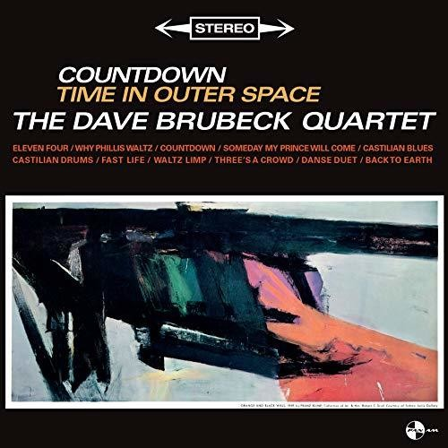 Dave Brubeck - Countdown Time In Outer Space (Bonus Track) [180 Gram]