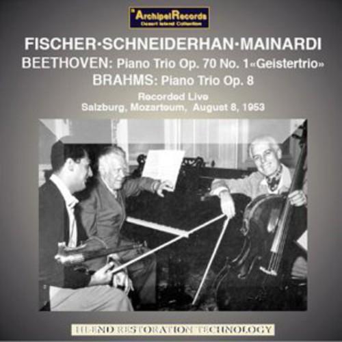 Klaviertrio Op. 70 /  1 Brahms KL