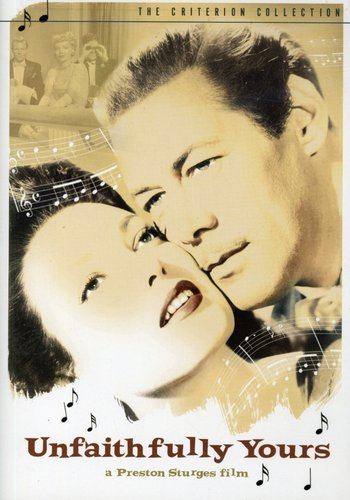 Unfaithfully Yours (Criterion Collection)