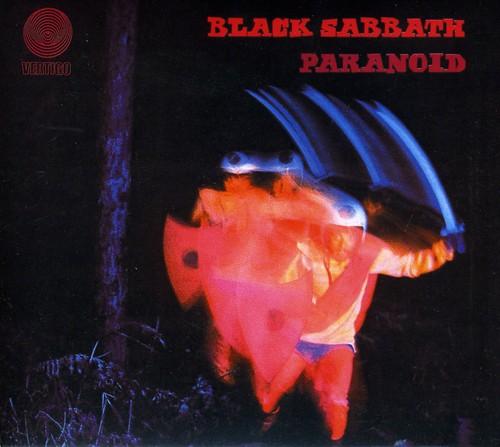 Black Sabbath - Paranoid [Import]