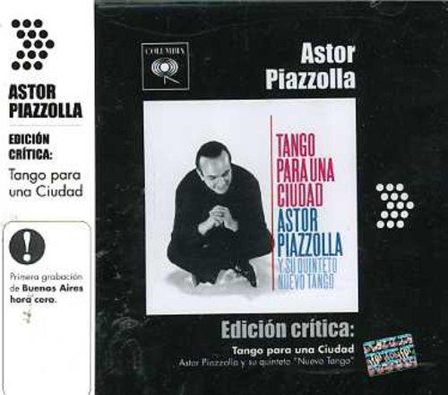 Edicion Critica: Tango Para Una Ciudad [Import]