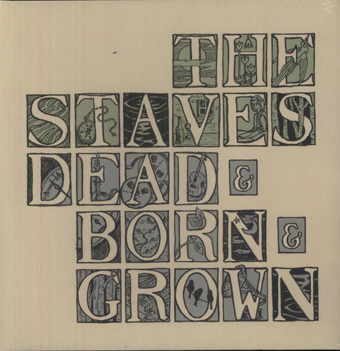 Dead & Born & Grown [Import]