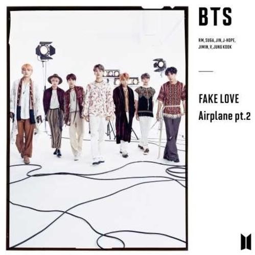 BTS - FAKE LOVE / Airplane pt.2 [CD + Book]