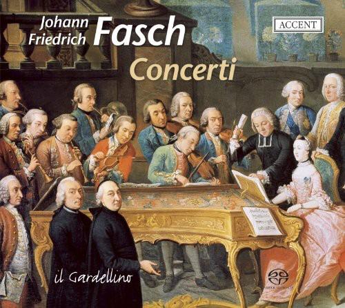 Concerti from Dresden & Darmstadt
