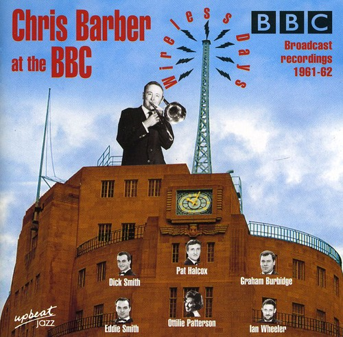 Papa Bue Jensen - At The Bbc Broadcast Recordings 1961-62 [Import]