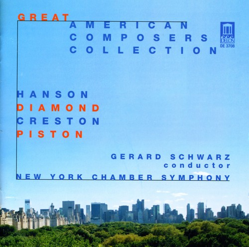 Great American Composers Collection