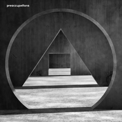 Preoccupations - New Material [Cassette]