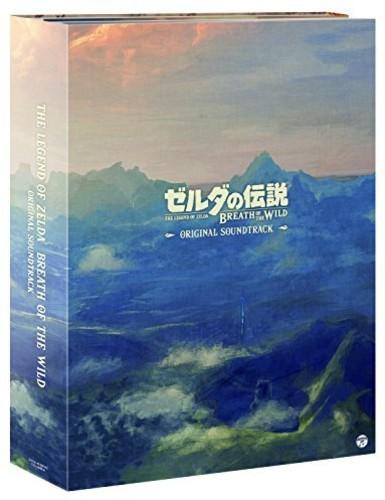 Legend Of Zelda Breath Of The Wild (Original Soundtrack) [Import]