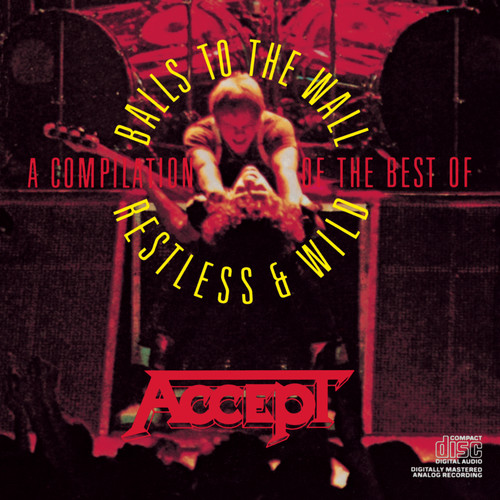 Accept - Restless/Balls To The Wall