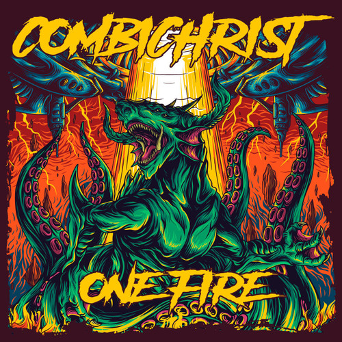 Combichrist - One Fire [Deluxe 2CD]