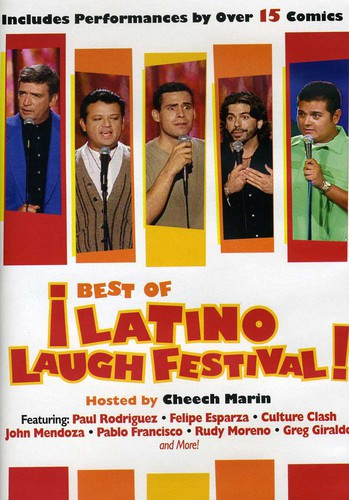 The Best of Latino Laugh Festival