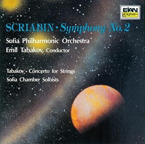 Scriabin: Sym 2 /  Tabakov: Concerto