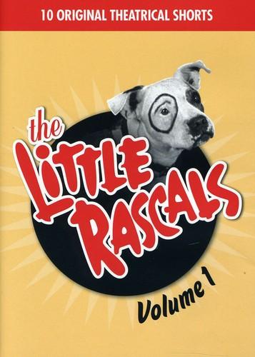 The Little Rascals: Volume 1
