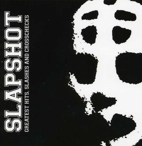 Slapshot - Greatest Hits Slashes Crosschecks [Import]