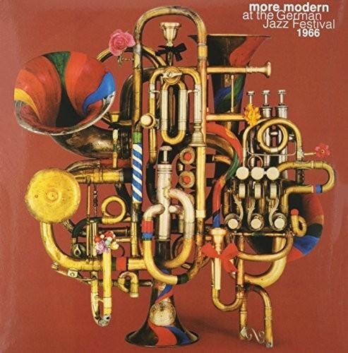 More Modern At The German Jazz Festival 1966 /  Var