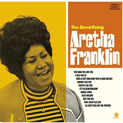 Aretha Franklin - Electrifying Aretha Franklin