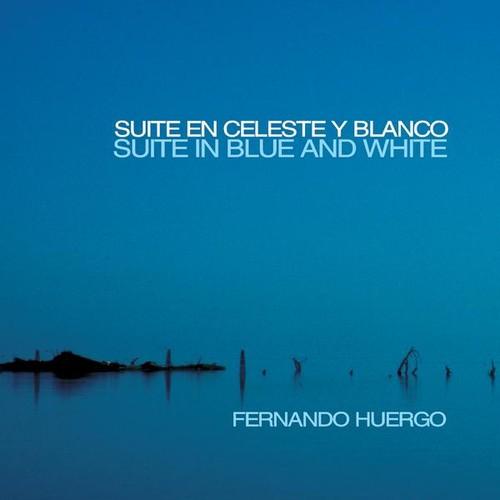 Suite en Celeste y Blanco