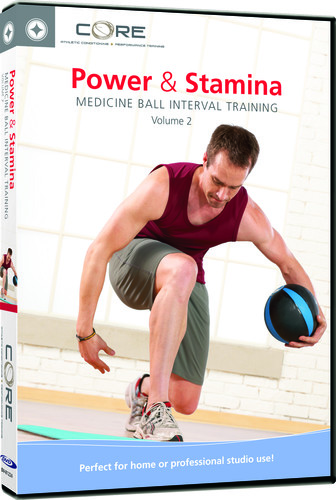 Power and Stamina: Medicine Ball Interval Training: Volume 2