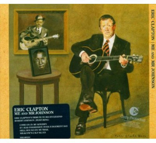 Eric Clapton-Me and Mr. Johnson