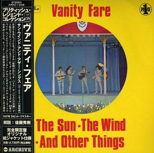 Sun Wind & Other Things [Import]