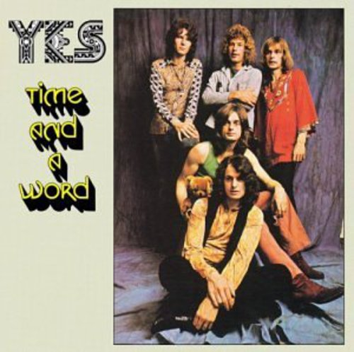 Yes-Time & A Word (remastered)