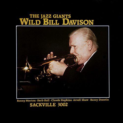 Wild Bill Davison - Jazz Giants