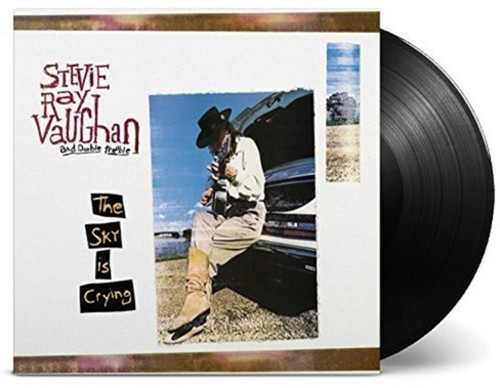 Stevie Vaughan Ray & Double Trouble - Sky Is Crying [180 Gram] (Hol)