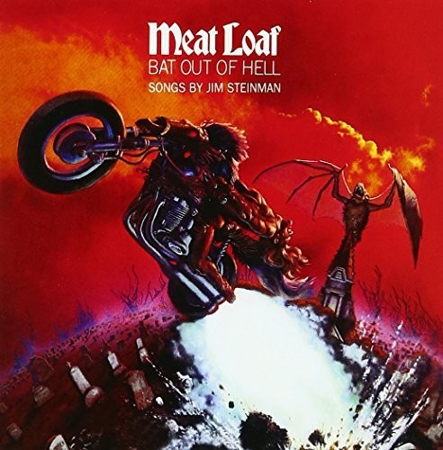 Meat Loaf - Bat Out Of Hell (Gold Series) (Aus)