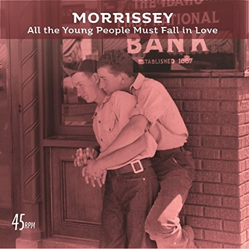 Morrissey - All the Young People Must Fall in Love Bob Clearmountain Mix Rose Garden Live at The Grand Ole Opry, Nashville [Vinyl Single]