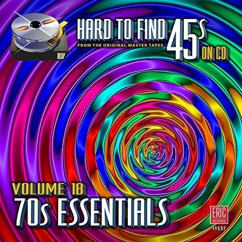 Hard To Find 45s On Cd 18 - 70s Essentials /  Var
