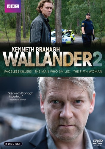 Wallander 2 (Faceless Killers /  The Man Who Smiled /  The Fifth Woman)