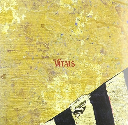 The Vitals - Gold Night [Limited Edition 10 Inch Red Vinyl]