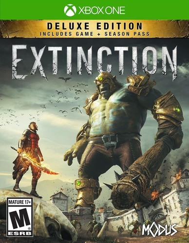 - Extinction - Deluxe Edition for Xbox One