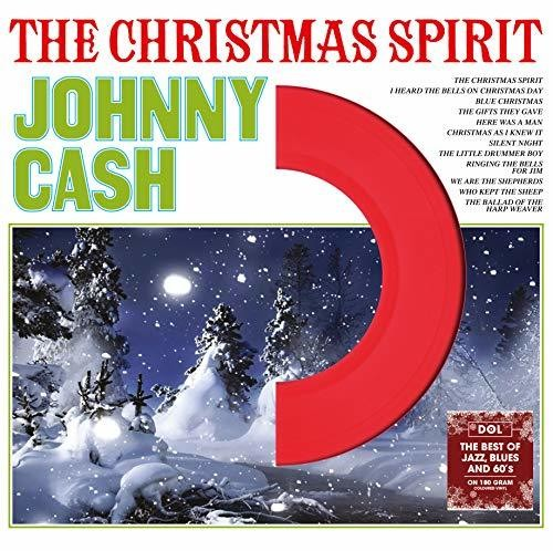 Johnny Cash - Christmas Spirit (Colv) (Uk)