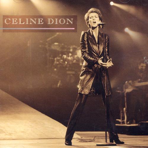 Celine Dion-Live à Paris