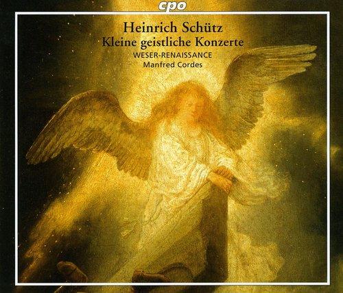 Kleine Geistliche Konzerte [3 CDS]