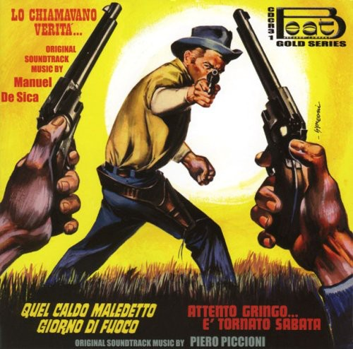 Quel Caldo Maledetto (Original Soundtrack) [Import]