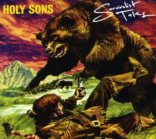 Holy Sons - Survivalist Tales