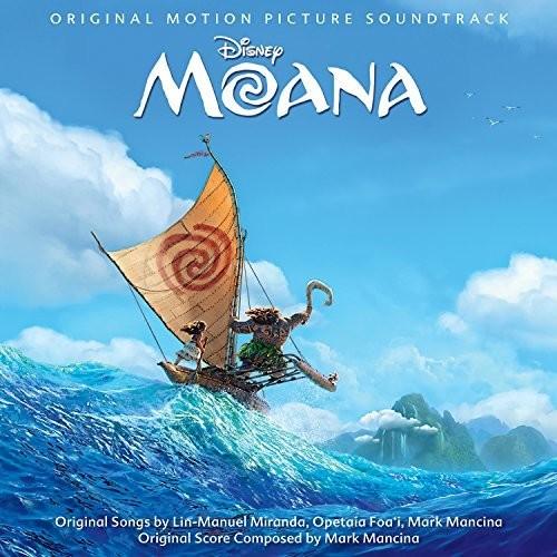 Moana [Disney Movie] - Moana [Soundtrack]