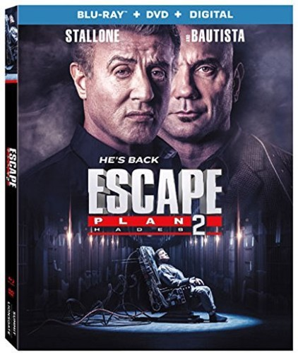 Escape Plan [Movie] - Escape Plan 2: Hades