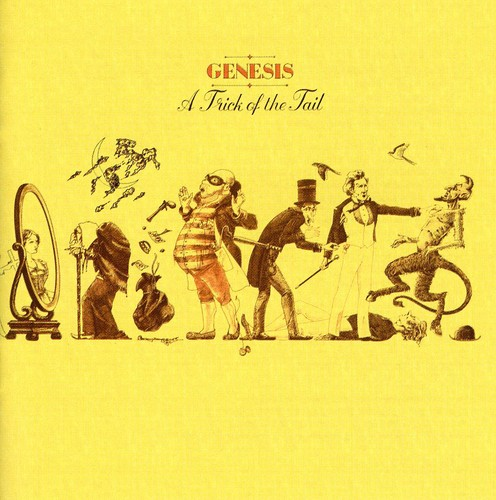 Genesis-Trick of the Tail