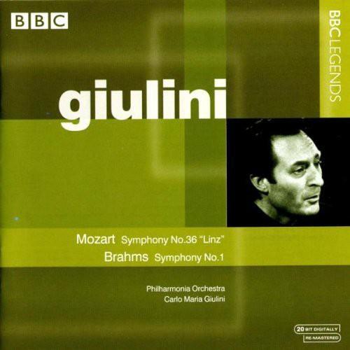 Carlo Maria Giulini: Mozart Symphony No 36