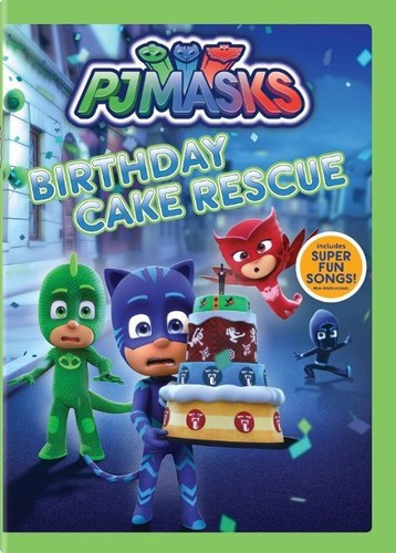 Pj Masks: Birthday Cake Rescue