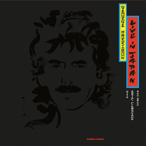 Live In Japan by George Harrison