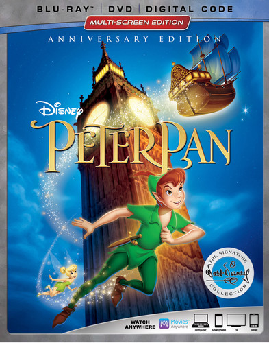 Bill Thompson - Peter Pan: Signature Collection