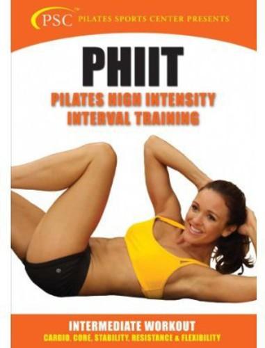 Pilates High Intensity Interval Training: Phiit