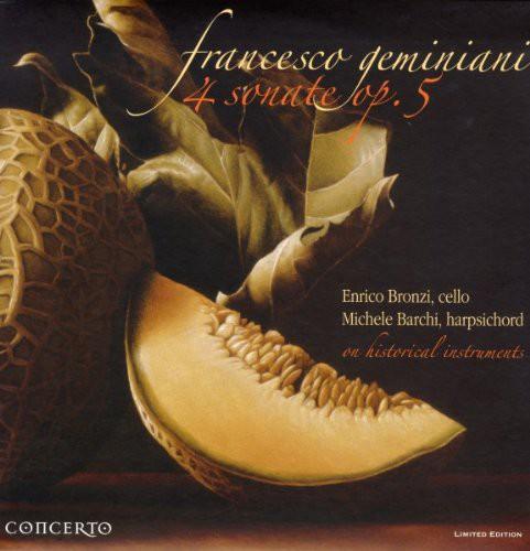 4 Sonate Op 5