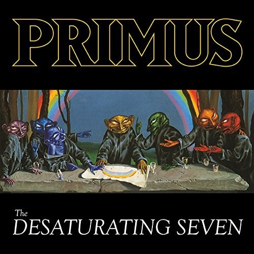 Primus-The Desaturating Seven
