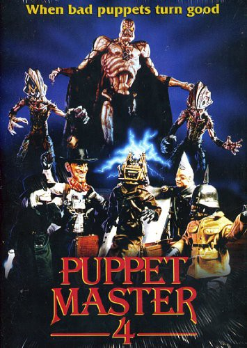Puppet Master 4: The Demon